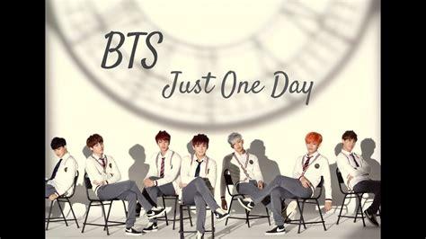 Just One Day. Letra Fácil (pronunciación)