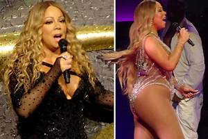 Mariah debuts a new look in Vegas | Page Six