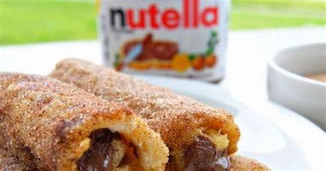 resep roti goreng coklat pisang manis gulung sederhana