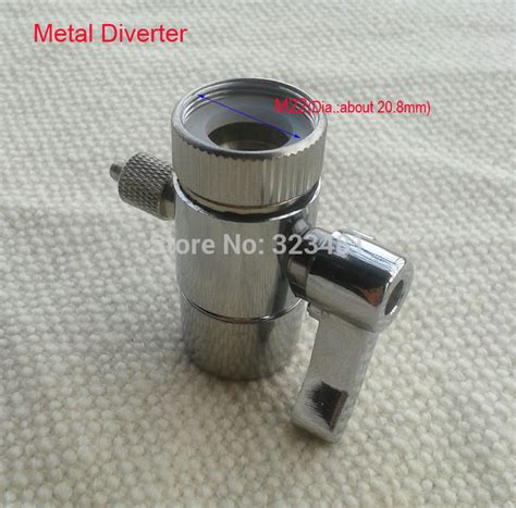 Pur Metal Faucet Adapter by Metal Faucet Aerator Diverter Adapter For Irrigator