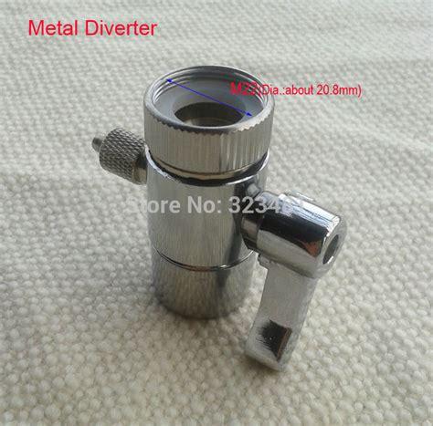 pur metal faucet adapter metal faucet aerator diverter adapter for irrigator