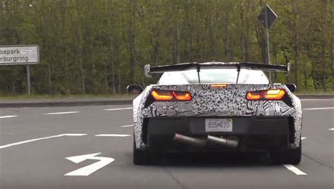 Update Motor Show 2019 :  2019 Chevrolet Corvette Zr1 Rumored To Debut At