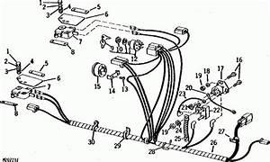John Deere L120 Wiring Harness John Deere L120 Wiring