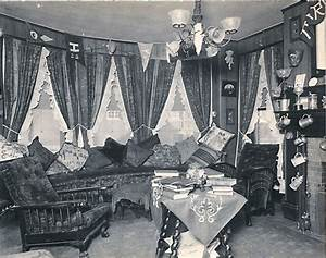 Interior Design, and Redesign, Harvard 1900 The Franklin