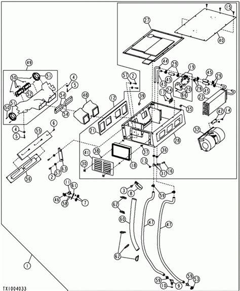 deere 250 skid loader wiring diagrams wiring diagram and fuse box diagram