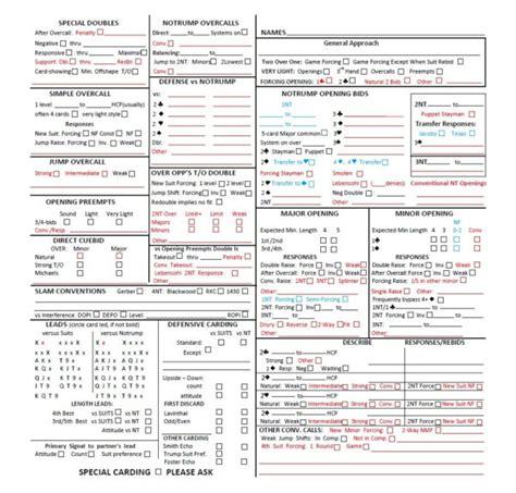 duplicate bridge scoring spreadsheet printable spreadshee
