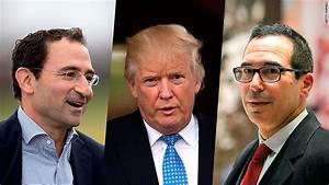 Trump's choices for Treasury secretary narrow - Nov. 21, 2016