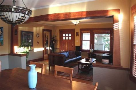 interior colors for craftsman style homes bungalows craftsman style bungalow and bungalow interiors on pinterest