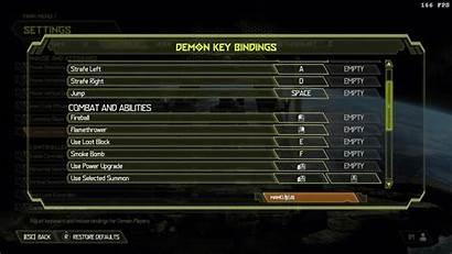 Demon Doom Eternal Keybinds Map Update Brings
