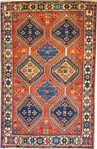 Blue Persian Rugs Home Design Photo