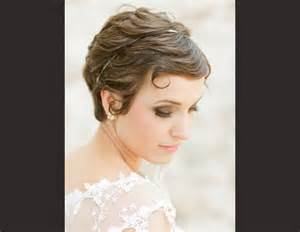 coiffure de mariage cheveux court coiffures de mariage pour cheveux courts coiffure