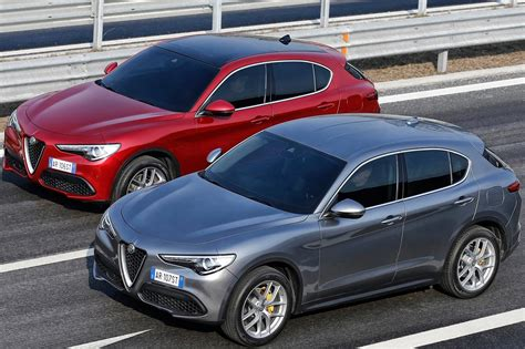 Alfa Romeo Stelvio Is The Brand's First Ever Suv Autobics