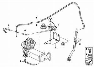 Original Parts For E90 320d N47 Sedan    Engine   Vacuum