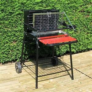 Barbecue Charbon De Bois Pas Cher : barbecue cuisson verticale achat vente barbecue ~ Dailycaller-alerts.com Idées de Décoration