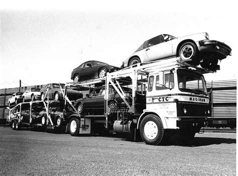 magrius car carrier ctc by pacarhauler via car haulers past and present car carrier