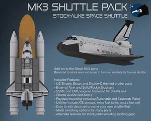 Cormorant Aeronology - Space Shuttle Pack - Parts Pack ...