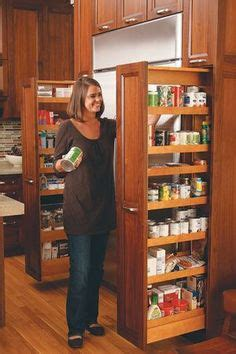 pull out cabinets kitchen pantry 1000 ideas about pull out pantry on pull out 7598