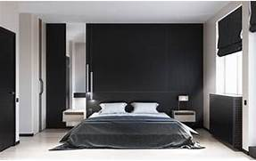 Black And White Master Bedroom Ideas Black And White Bedroom Decor Suede Duvet Black And White Bedroom