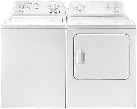 Whirlpool Wgd4616fw 29 Inch Gas Dryer With 70 Cu Ft