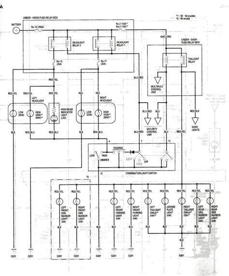 Free Wiring Diagram Acura Ilx