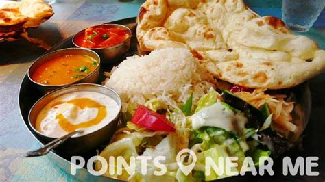 Find Indian Food Near Me Locations Now