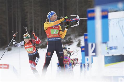 Franziska preuß wurde am 11. Franziska Preuss (GER) - Bildergalerie Biathlon IBU ...