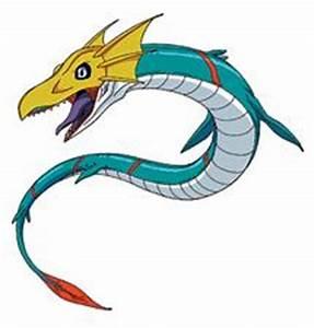 Seadramon - Digimon Wiki - Neoseeker