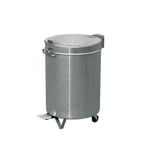 poubelle de cuisine professionnelle poubelle inox pour cuisine professionnelle equipement