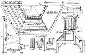 Build Plans Tree Bench Plans Wooden adirondack chair