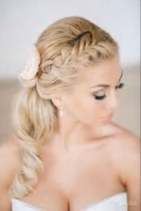Hochsteckfrisuren Hochzeit Pony by 30 Curly Wedding Hairstyles Hairstyles 2016 2017