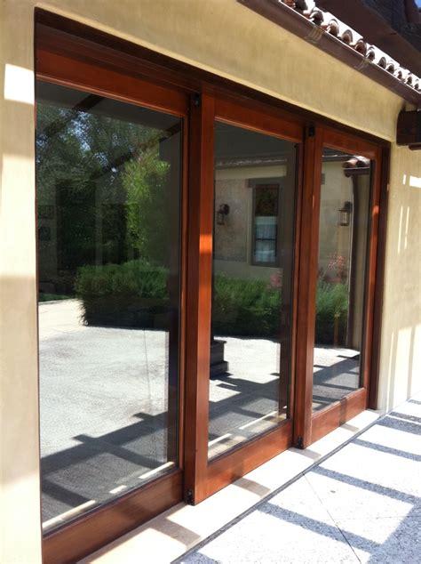door to door sliding glass doors repaired tracks pocket patio