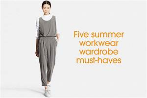 Must Haves Sommer 2015 : five summer workwear wardrobe must haves talented ladies club ~ Eleganceandgraceweddings.com Haus und Dekorationen