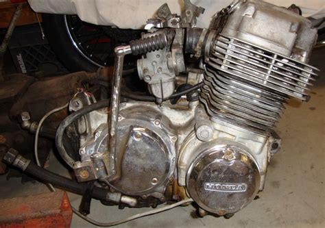 randys cycle service restoration  honda cb
