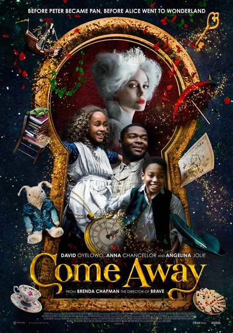 Come Away DVD Release Date | Redbox, Netflix, iTunes, Amazon