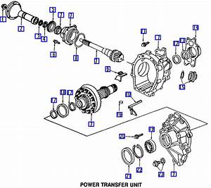 1999 Dodge Caravan Awd Automatic Transmission Does Not