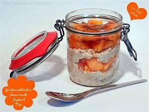 Chia Samen In Joghurt : weihnachtlicher amaranth joghurt pop mit kaki und chia samen ~ Orissabook.com Haus und Dekorationen