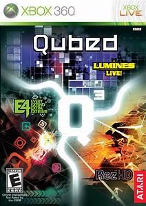 Qubed Xbox 360 Game