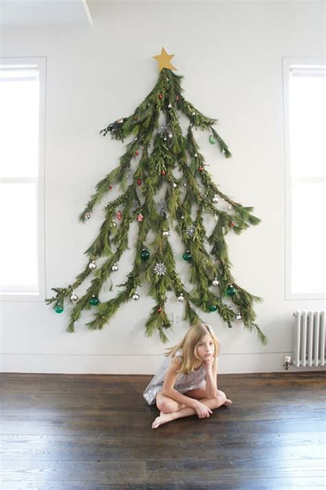 apartment size christmas tree 37 inspiring tree ideas for small spaces feed inspiration