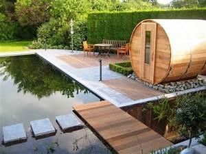 sauna bauen zuerst sollten sie etwas uber die geschichte With französischer balkon mit sauna selber bauen garten