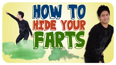 How To Hide Your Farts Vidshaker