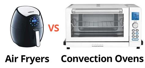 convection air oven vs ovens fryer fryers toaster farberware difference comparison countertop oster whenever noticed ok comes topic something ve