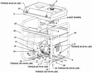 Devilbiss Gt5000 Parts List And Diagram