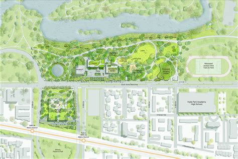 Obama Library Parking Plan Draws Criticism After Design