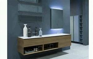 meubles salle de bain design youtube With meuble sdb 1 vasque