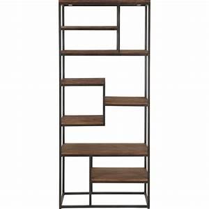 Bücherregal Metall Holz : regal industrie b cherregal metall holz breite 80 cm ~ Sanjose-hotels-ca.com Haus und Dekorationen