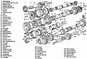 30 Manual Transmission Parts Diagram