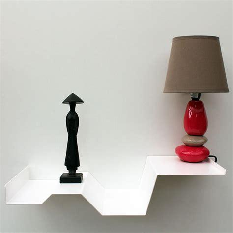 chambre d h e corse chevets suspendus blancs lot de 2 tables de nuit moderne métal