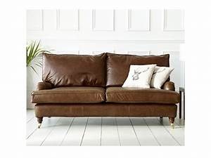 The holbeck vintage leather sofa for Vintage leather sofa