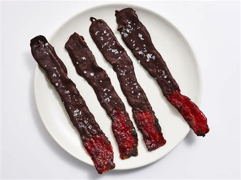 chocolate covered candied bacon recipe myrecipes