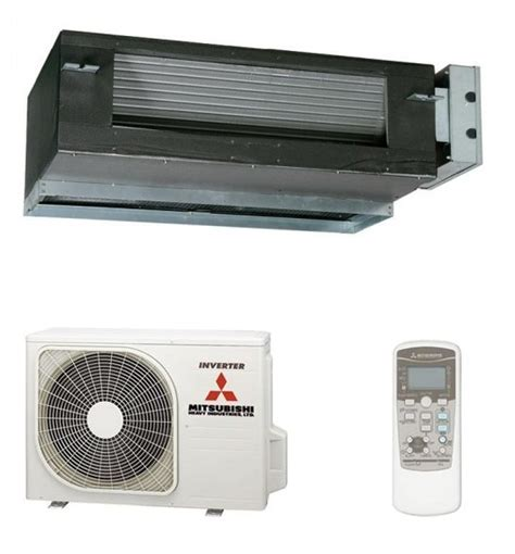 Mitsubishi Srr25zms Ducted Air Conditioning